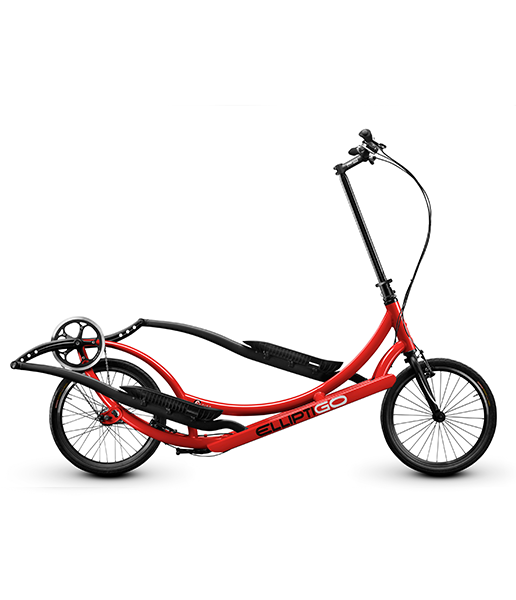 ElliptiGO 3C - Red