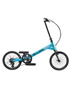 ElliptiGO SUB - Blauw - Run2GO
