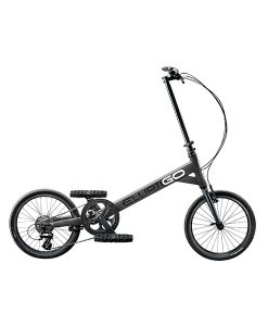 ElliptiGO SUB - Gunmetal - Run2GO